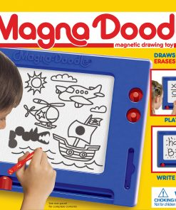 Cra-Z-Art Retro Magna Doodle, Magnetic Drawing Toy