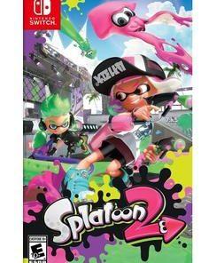 Splatoon 2, Nintendo, Nintendo Switch, 045496590505