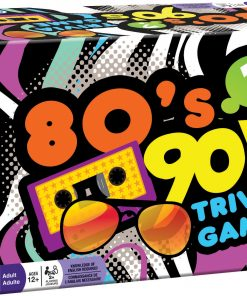 80's & 90's Trivia Game-