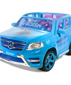 Disney Frozen Mercedes 12-Volt Battery Powered Ride-On – Riding in Luxury!