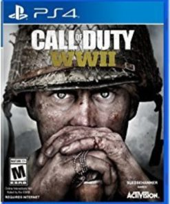 Call of Duty: WWII, Activision, PlayStation 4, 047875881525