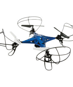 Sky Rider Metal Alloy Drone Quadcopter with Wi-Fi Camera & Extra Battery, DRW637BUVP