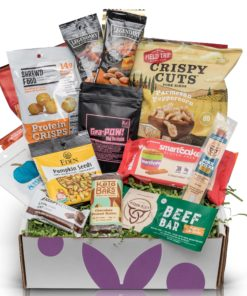 Bunny James Sampler Keto Gift Box, 12 Count