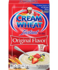 Cream of Wheat® Original Flavor Instant Hot Cereal 12-1 oz. Packets