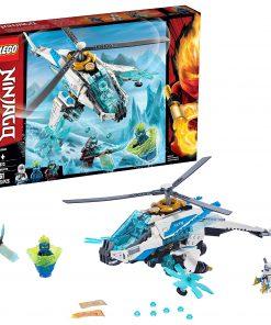 LEGO Ninjago ShuriCopter 70673 Building Set with Minifigures