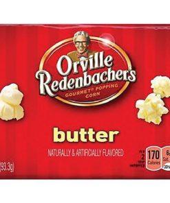 Orville Redenbacher's Popcorn Butter 3.29 Oz. 1065439