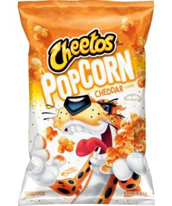 Cheetos Cheddar Popcorn, 7 oz Bag