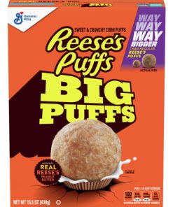 Reese's Puffs Big Puffs Cereal, 15.5 oz.