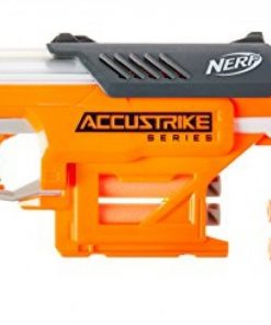 Nerf FalconFire AccuStrike Elite Blaster with 6 Nerf Darts & Storage