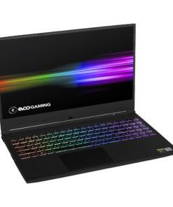 EVOO Gaming Laptop 15″ FHD 144Hz Display, THX Spatial Audio, Tuned by THX Display, 9th Gen Intel i7-9750H, Nvidia GTX 1650, 256GB SSD, 16GB Memory, Windows 10 Home, Black