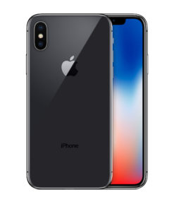 iPhone X 64GB Gray (Unlocked) Refurbished