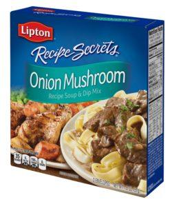 (3 Pack) Lipton Soup and Dip Mix Onion Mushroom 1.8 oz