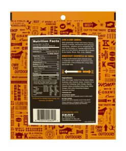 Krave, Beef Jerky Sweet Chipotle, 2.7 Oz