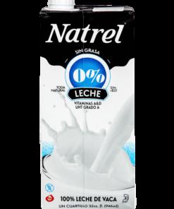 (6 Pack) Natrel, Skim Milk, 32 fl oz