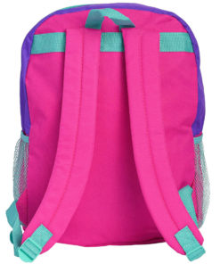 Trolls Backpack 16″ and Detachable Insulated Lunch Bag Poppy Guy Music Is Life