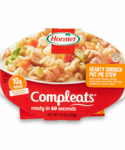 (6 pack) Hormel Compleats Chicken Pot Pie, 7.5 Ounce