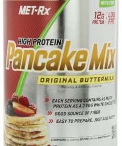 MET-Rx High Protein Pancake Mix, Original Buttermilk, 2 pound