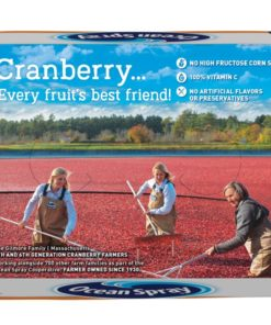 (2 pack) Ocean Spray Juice, Cran-Mango, 10 Fl Oz, 6 Count
