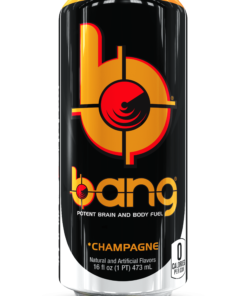 (12 Cans) Bang Champagne Energy 16 fl oz