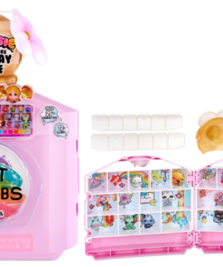 Poopsie Fart Jacobs 2-in-1 Play & Display Case with Space for 25+ Characters, Includes 1 Exclusive Character