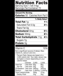 Betty Crocker Fruit Rollups Fruit Flavored Snacks Strawberry/Tropical Tie Dye, 72 ct, 36 oz, 0.5 OZ