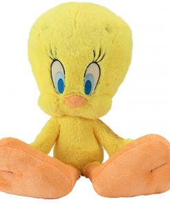 Animal Adventure Looney Tunes Tweety Bird | 19″ Tall Soft and Collectible Plush Tweety Doll | 7″ L x 7″ W x 19″ H