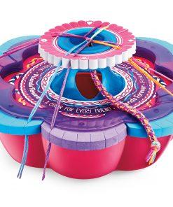 Cra-Z-Art Be Inspired 5-in-1 Friendship Bracelet Studio