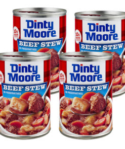 (4 Pack) Dinty Moore Beef Stew, 15 Ounce Can