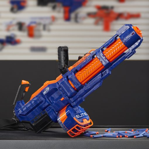 Nerf Elite Titan CS-50 Toy Blaster , For Teens and Adults