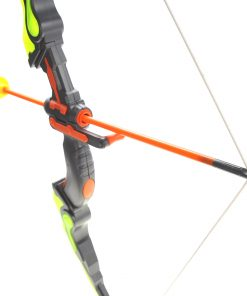 Giddyup! Buck's Bow And Arrow Playset With Quiver And Target – Green