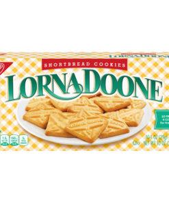 Lorna Doone Shortbread Cookies, 10 Packs (4 Cookies Per Pack)