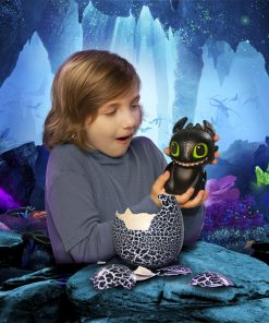 DreamWorks Dragons, Hatching Toothless Interactive Baby Dragon and Bonus Downloadable Episodes