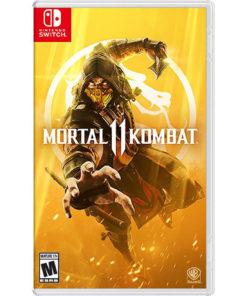 Mortal Kombat 11, Warner Bros., Nintendo Switch, 883929668953
