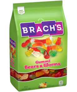Brach's Wild N' Fruity Gummi Bears & Worms, 48 Oz.