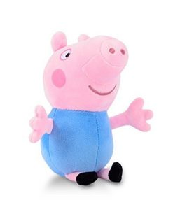 Plush – Peppa Pig – George 13″ Soft Doll Toys New 149679