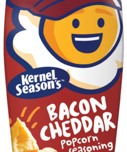 (2 Pack) Kernel Season's Bacon Cheddar Popcorn Seasoning