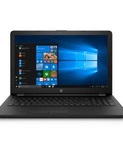 HP 15.6″ Laptop, Intel Celeron N4000, 4GB RAM, 500GB Hard Drive, DVD-Writer, Windows 10, Jet Black, 15-bs212wm