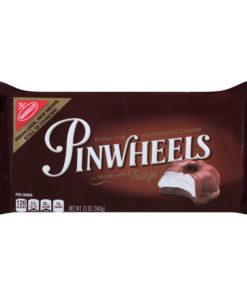 Nabisco Pinwheels Made with Fudge Cookies, 12 Oz.