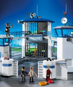PLAYMOBIL Police Headquarters with Prison