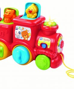 VTech, Roll and Surprise Animal Train, Learning Toy, Train Toy