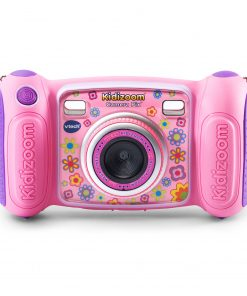 VTech KidiZoom Camera Pix, Real Digital Camera for Kids, Pink