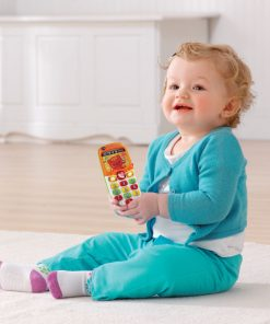 VTech Little SmartPhone, Teaches Numbers and Colors, Great Toy for Baby