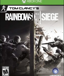 Tom Clancy's Rainbow Six: Siege, Ubisoft, Xbox One, 887256014681