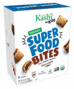 Kashi by Kids Bites, Chocolate, 5.6 Oz, 5 Ct