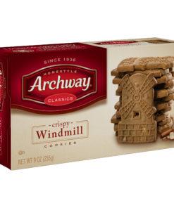 Archway Windmill Crispy Cookies, 9 Oz