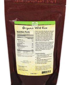 NOW Foods Wild Rice 8 Oz