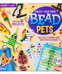 Made by Me Bead Pets & Keychain Kit