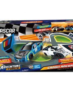 NASCAR Adventure Force Crash Racers Figure 8 Circuit