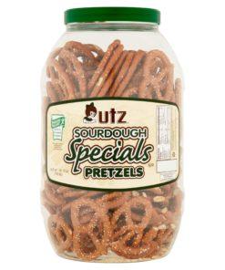 Utz Sourdough Specials Pretzels, 28 Oz.