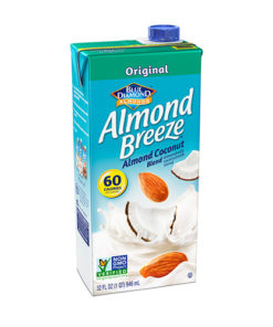 (3 pack) Almond Breeze Almond Coconut Milk, 32 fl oz